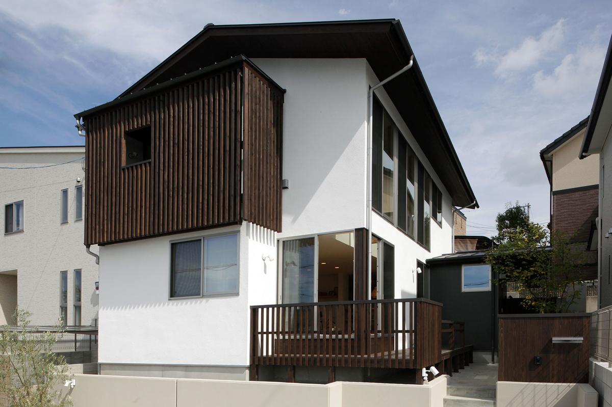 大和郡山の家