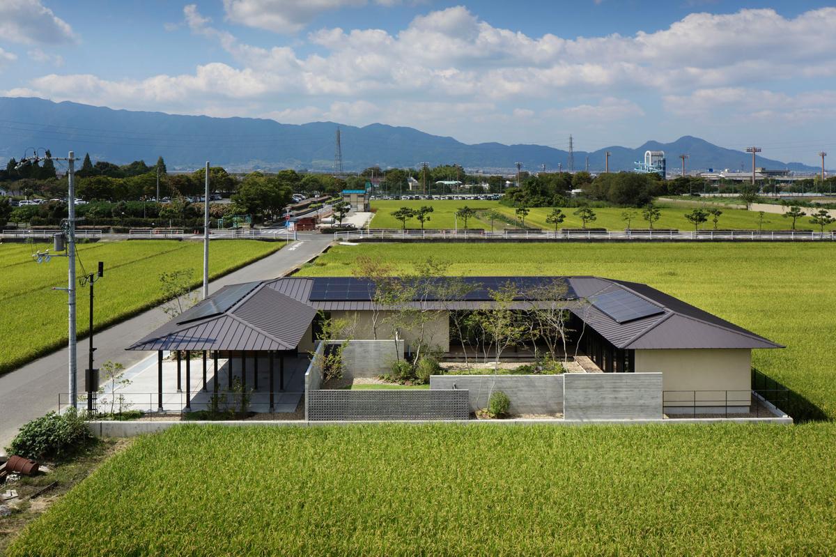 慈明寺町の家