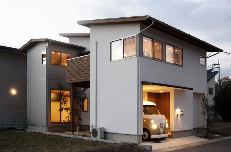 大森西町の家