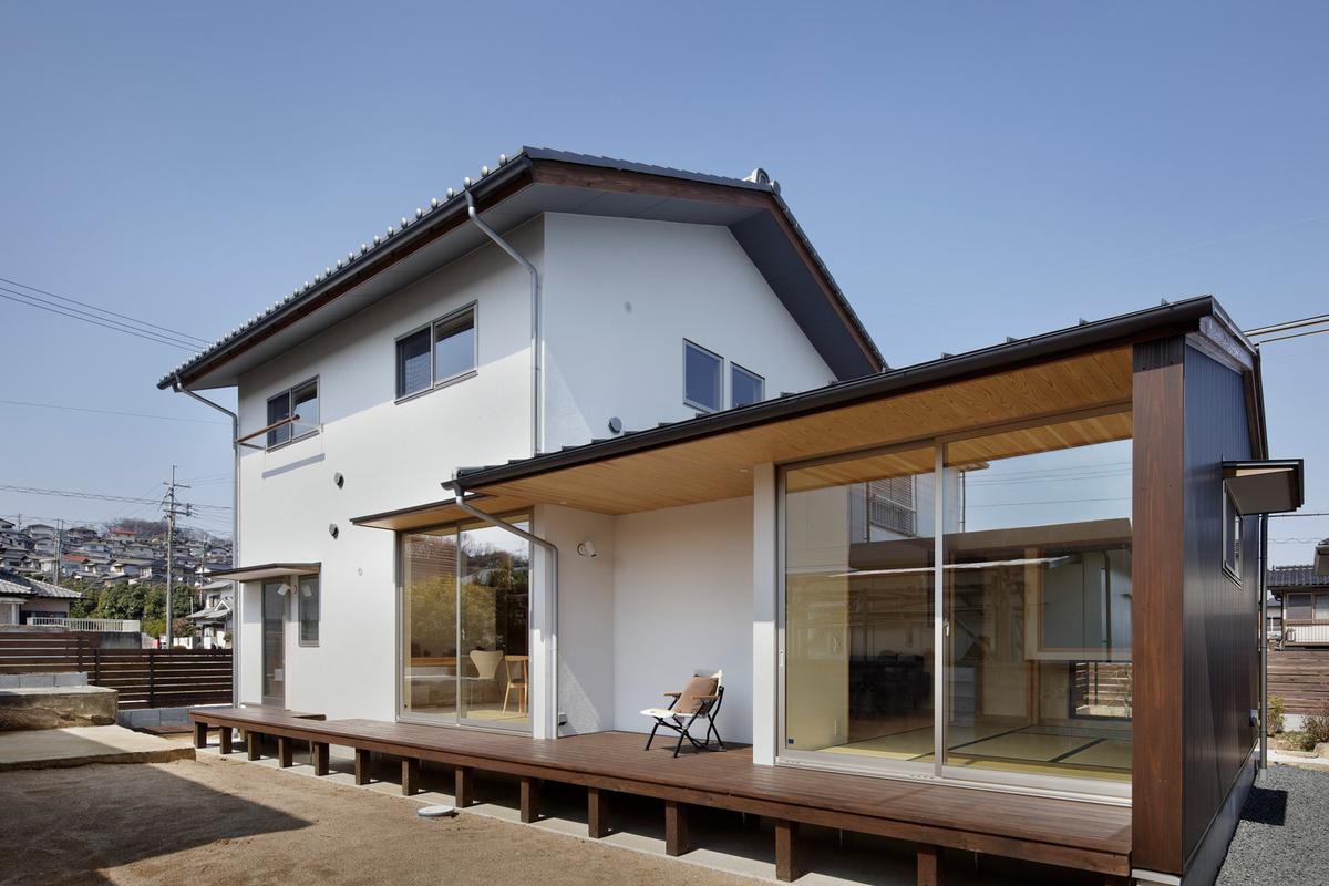 王寺町の家