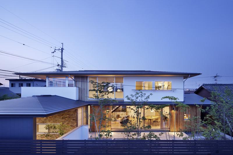 大安寺の家