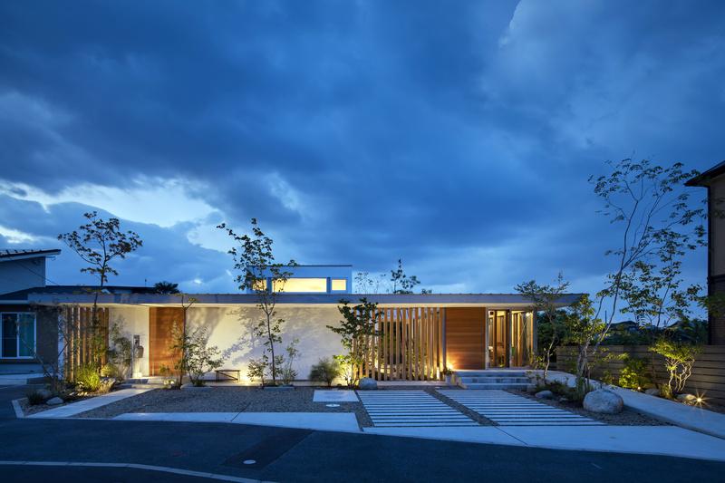 斑鳩町の家