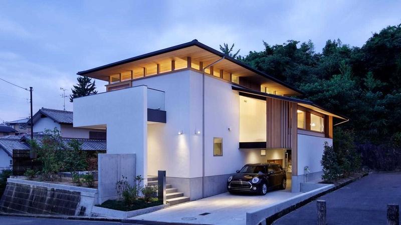 朝日町の家